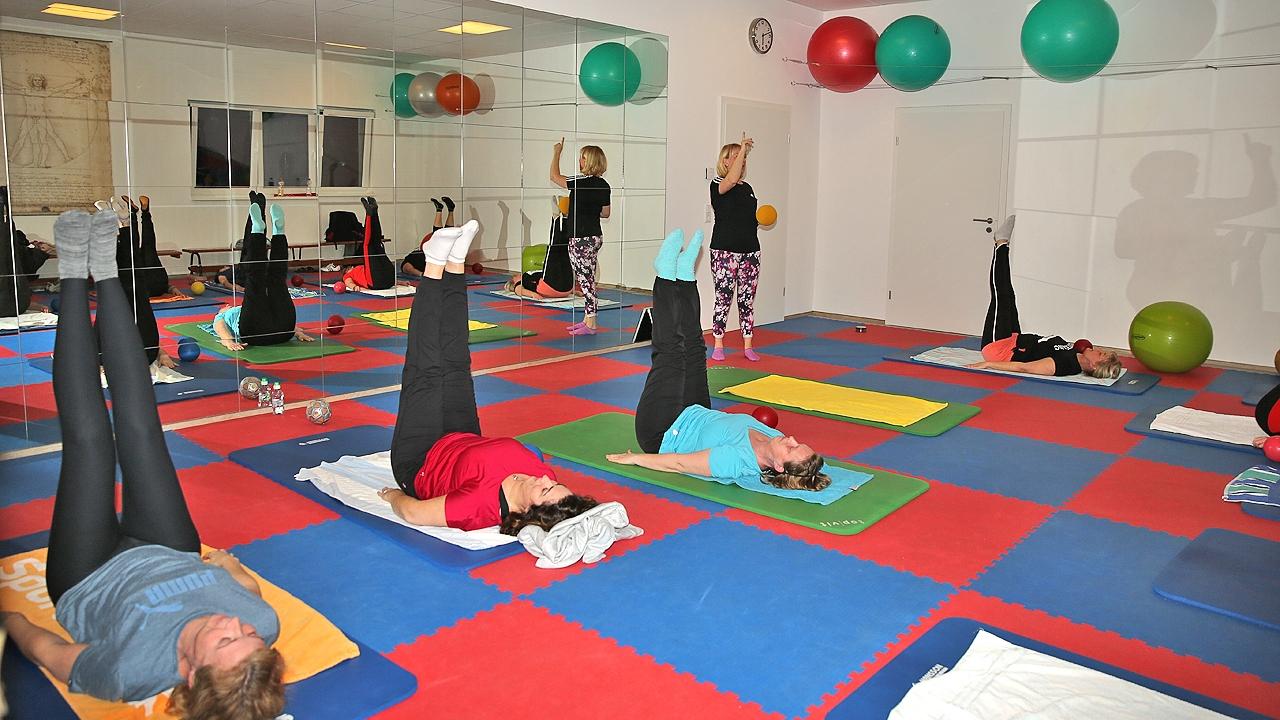 Physio GbR Müller- Lehmann- Müller --Pilates